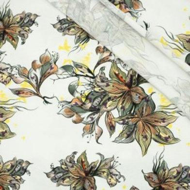 Vanilla Blossom Bubble Romper