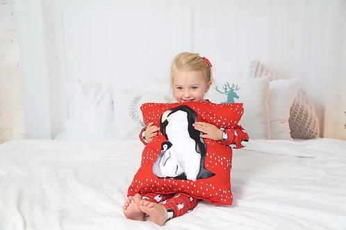 Penguin Exclusive design cushion cover