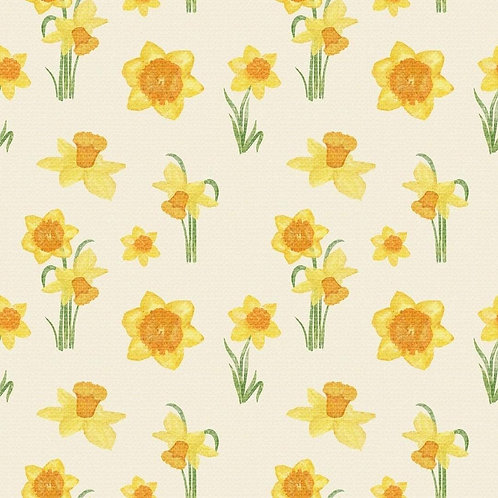 Short Dungarees - Daffodils