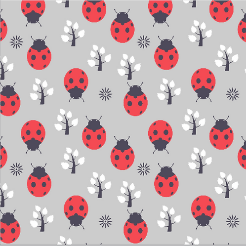 Ladybirds - Available In Different Scales