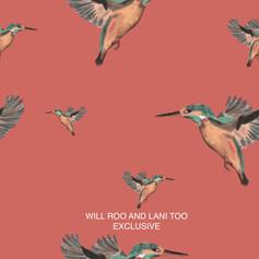 Kingfishers Dusty Pink