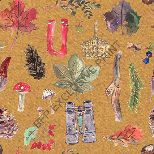 Woodland Adventures - Tan
