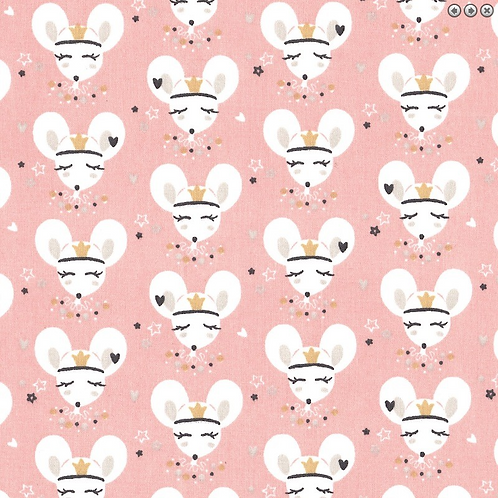 Sleepy Mouse Dress With Sleeve Options