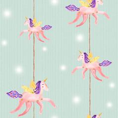 Carousel Unicorns