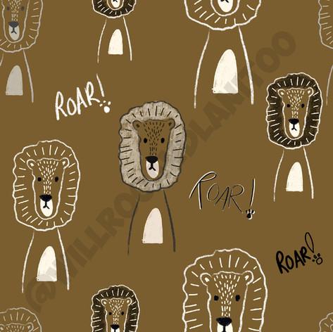 Noisy Lion