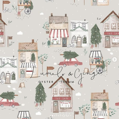 Shop Small - Oyster By Lumelo And Ginger