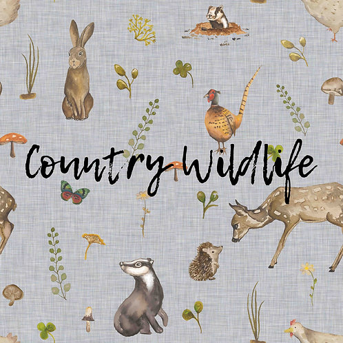 Dungarees - Country Wildlife