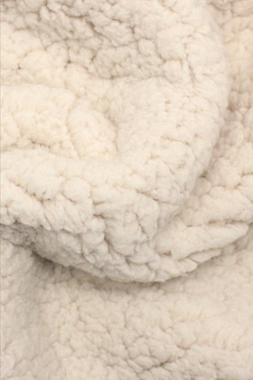 Snood with Sheep Fleece Super Soft Lining