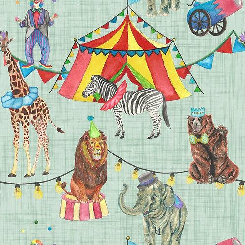 Dungarees - Cirque De Partay - Circus