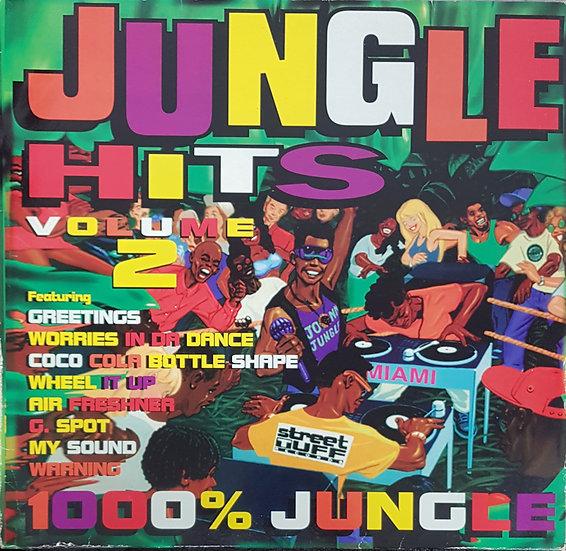 Jungle Hits Volume 2 - 2 x LP