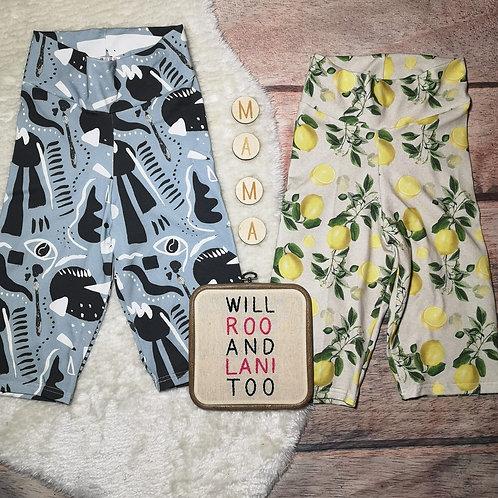 Adult Cycling Shorts - Choose A Fabric