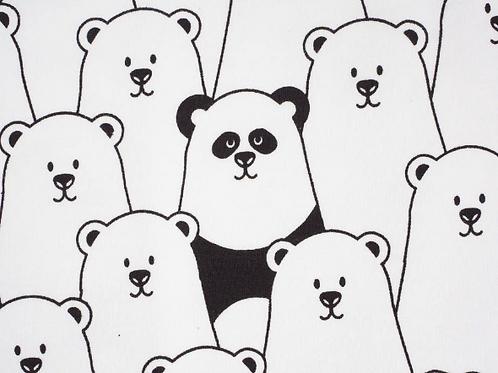 Finding Panda Bubble Romper