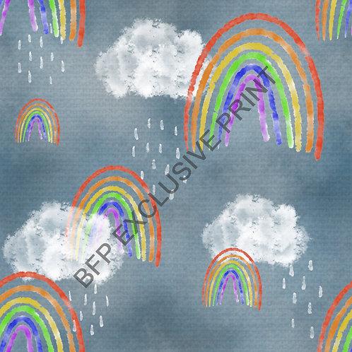 Rainy Rainbows