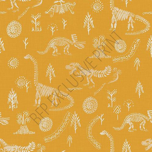 Mustard Dinosaurs