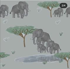 Walk With Elephants