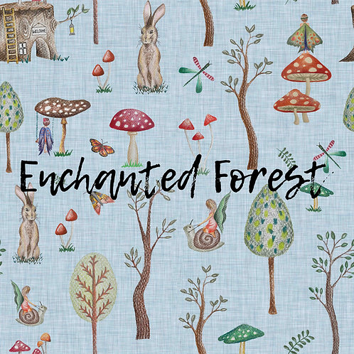 Bubble Romper - Enchanted Forest