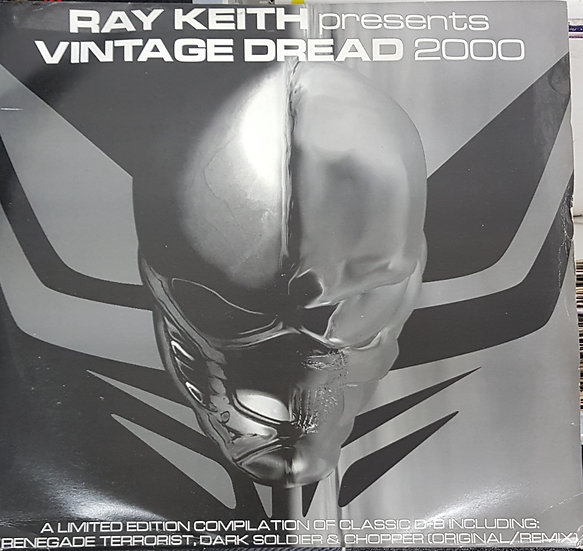 Ray Keith - Vinatge Dread 2000 - 5 x Vinyl