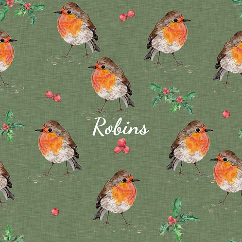 Full Skirt Dress With Sleeve Variations - Robins