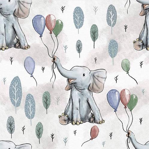 Long Leg Romper - When I See An Elephant Fly