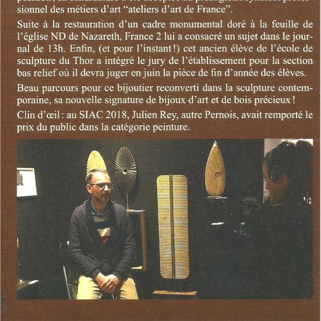 Journale de Pernes 2019
