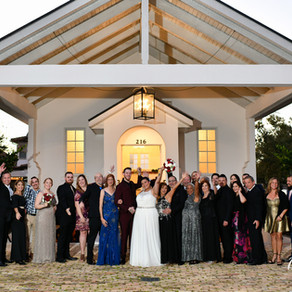 Johanna & Brandon's Wedding Ceremony & Reception