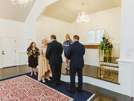 Bettina & Chuck's Wedding Ceremony & Reception