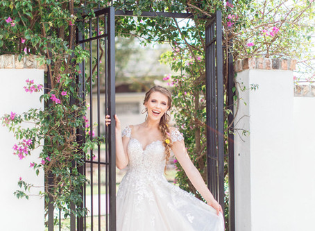 Disney's Tangled Inspired Styled Shoot