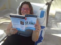 Mary Reading The Island.jpg