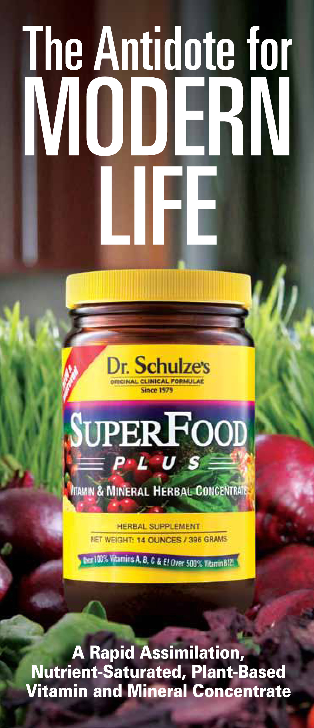 Super Food Plus Print