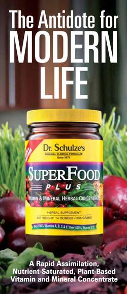Super Food Plus Print