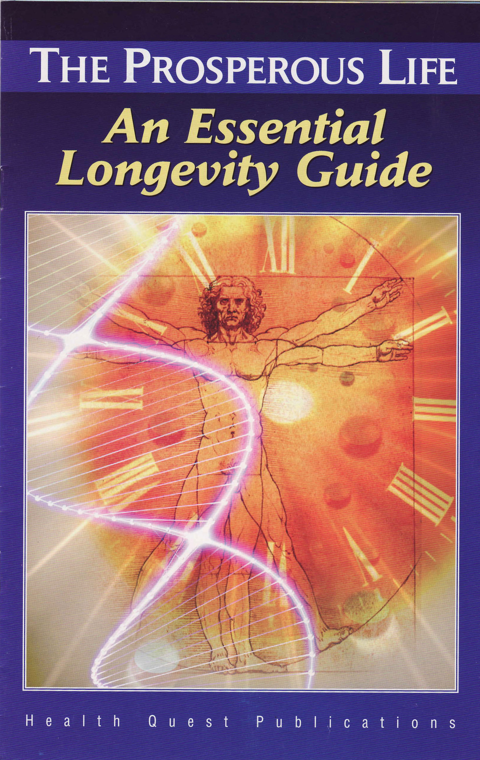 Journal of Longevity Guide
