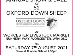 Worcester sale Saturday 7th August - Catalogue now available