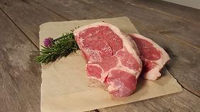 Oxford lamb chump chop