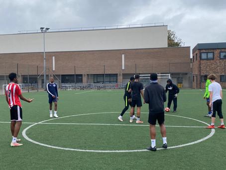 Sunday 26th September - Football tournament in Belfast