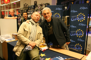 Rudi & Steve Gadd