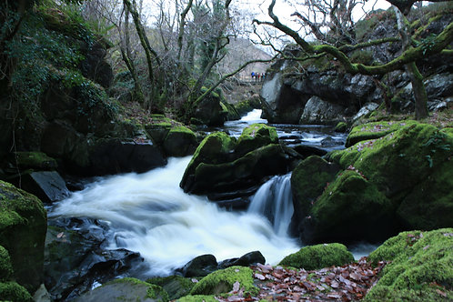 Waterfalls of South Wales- Introduction to Long Exposure Photography
