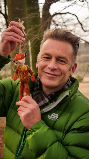 Chris Packham and Fantastic Mr Fox Rethink HS2 campaign with Annie Lennox and Jim Jollifer