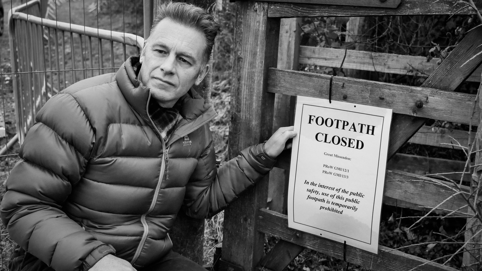 Chris Packham Rethink HS2 campaign protecting ancient woodlands