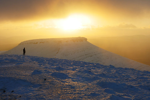 Mountains- Brecon Beacons- Introduction to Landscape Photography