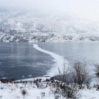 Frozen, Snowdonia 2018