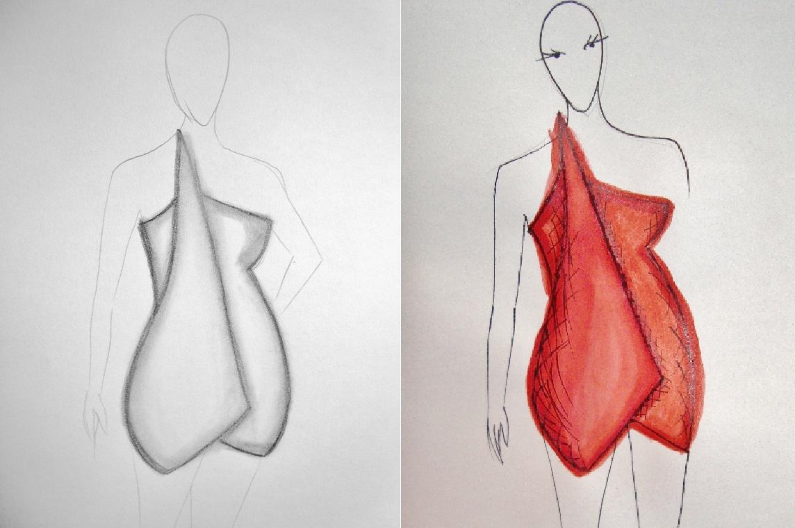 Fashion Art Projects Website
