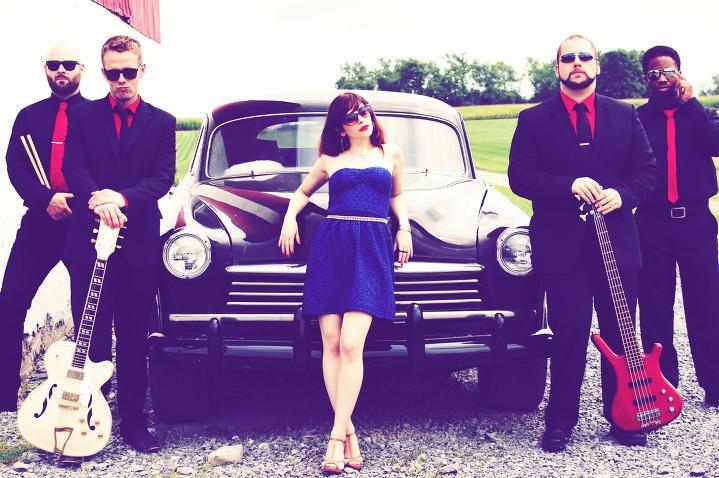 Irene Torres & The SugarDevils