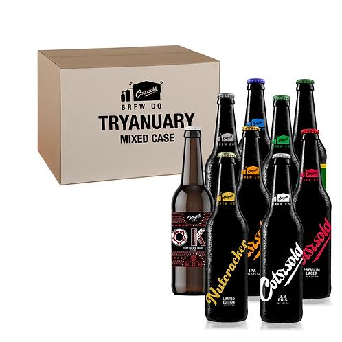 'TRYanuary' Mixed Case (12x330ml)