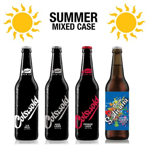 Summer Mixed Case (12x330ml)