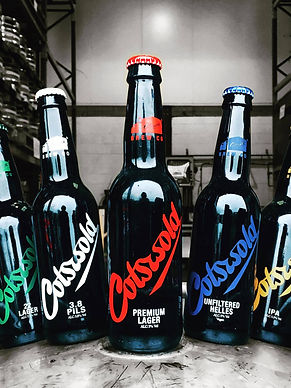 Cotswold Brew Co Core Lager Bottles