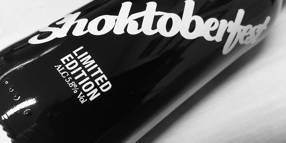 Shoktoberfest Launch - Cheltenham Beer Week
