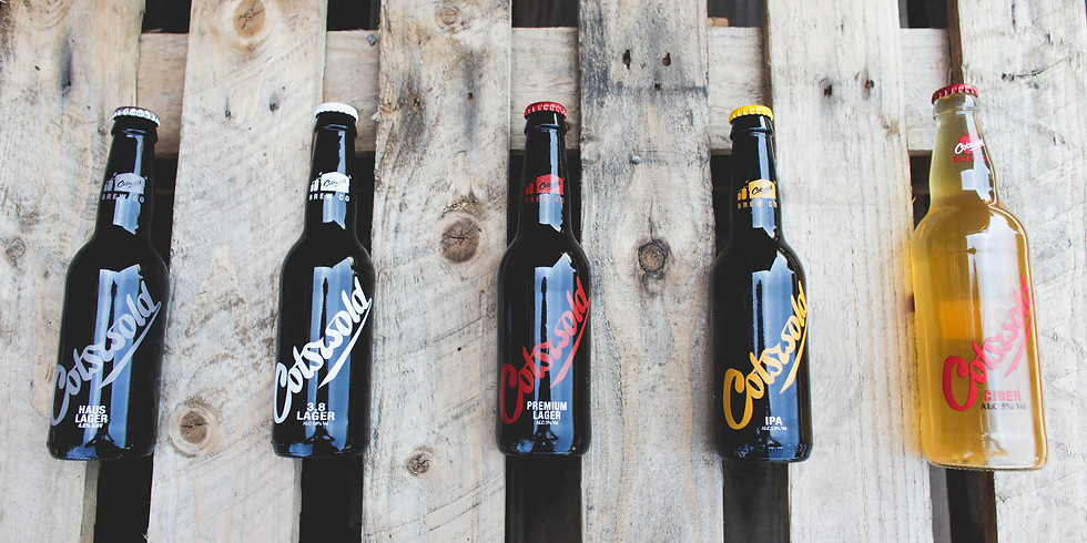 Brewery Tour & Tasting - 12pm Thursday 22nd  July 2021