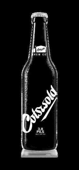 Cotswold Brew Co 3.8 Pils Lager Bottle