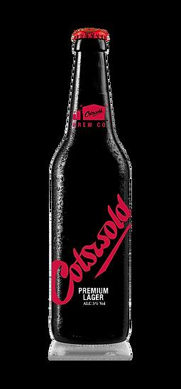 Cotswold Brew Co Premium Lager Bottle