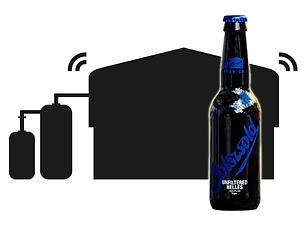 Cotswold Brew Co Unfiltered Helles Bottl